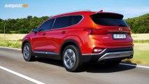 Hyundai Santa Fe 2018: así es el nuevo gran SUV de 7 plazas