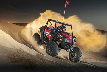 Sand Sports Super RZR Build