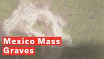 Mass Graves With 166 Skulls Discovered In Mexico