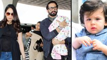Taimur Ali Khan gets compared to Zain Kapoor, Shahid Kapoor & Mira Rajput's son | FilmiBeat