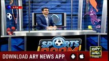 Sports Room | Najeeb-ul-Husnain | ARYNews | 7 September 2018