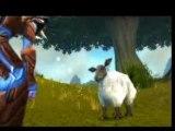 Wolrd of Warcraft , Pub avec Jean claude Van Damme