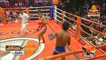 Phong Samale Cambodia Vs Samart Rorscheat, Cambodia, 7 September 2018, International Boxing, Khmer Boxing