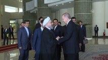 Erdoğan-Ruhani görüşmesi - Detaylar - TAHRAN