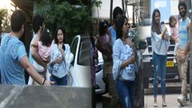 Zain Kapoor's FIRST PHOTO: Shahid Kapoor & Misha welcome Zain Kapoor & Mira Rajput Home | FilmiBeat