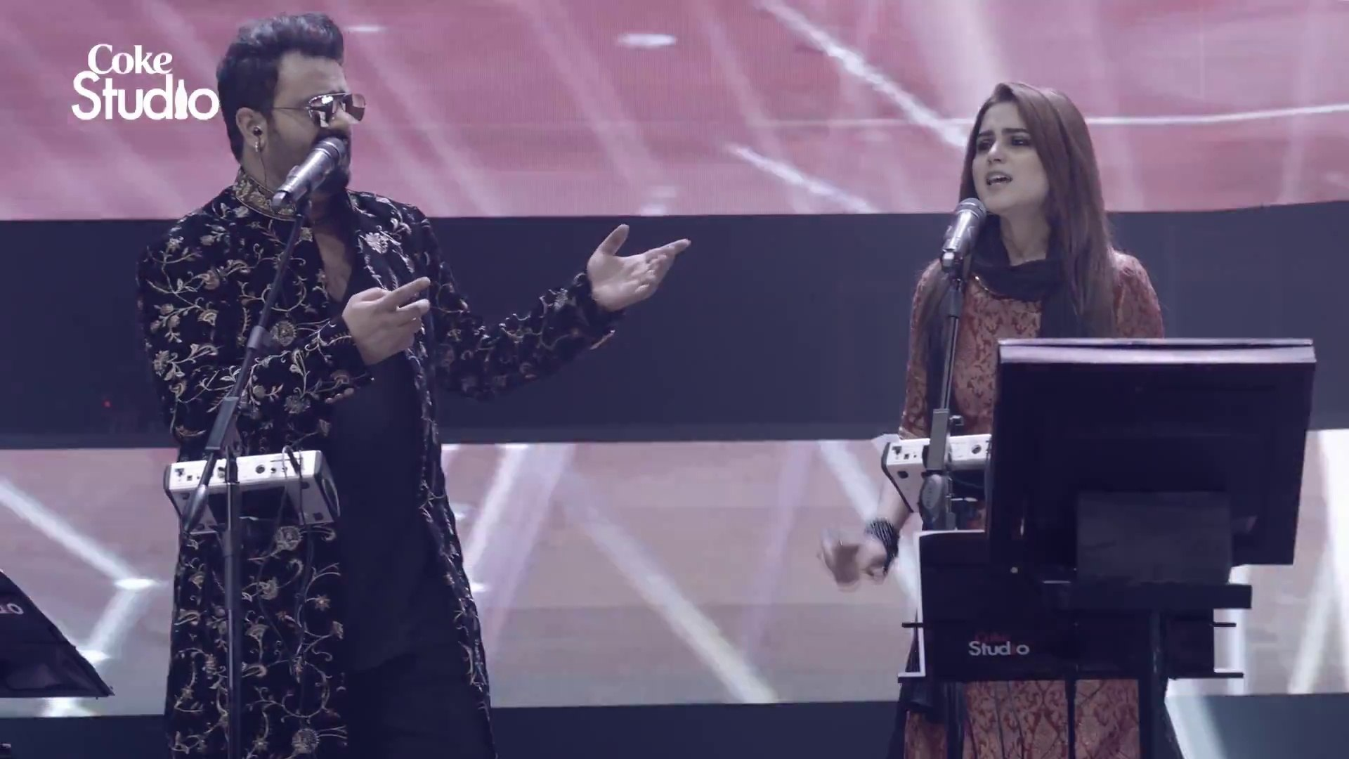 Malang Sahir Ali Bagga And Aima Baig Coke Studio Season 11 Episode 5 Video Dailymotion