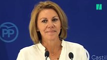 Cospedal deja la Presidencia del PP de Castilla-La Mancha