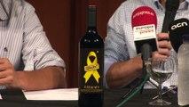'Allibera'm', un vino para ayudar familias presos soberanistas