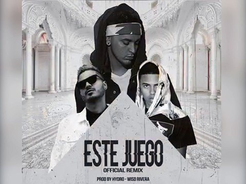 Sousa - Este Juego (Remix) ft. Alvaro Diaz x Myke Towers [Official Audio]