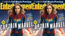 Captain Marvel FIRST LOOK: Meet Brie Larson's Carol Danvers who will be Avengers 4's star |FilmiBeat