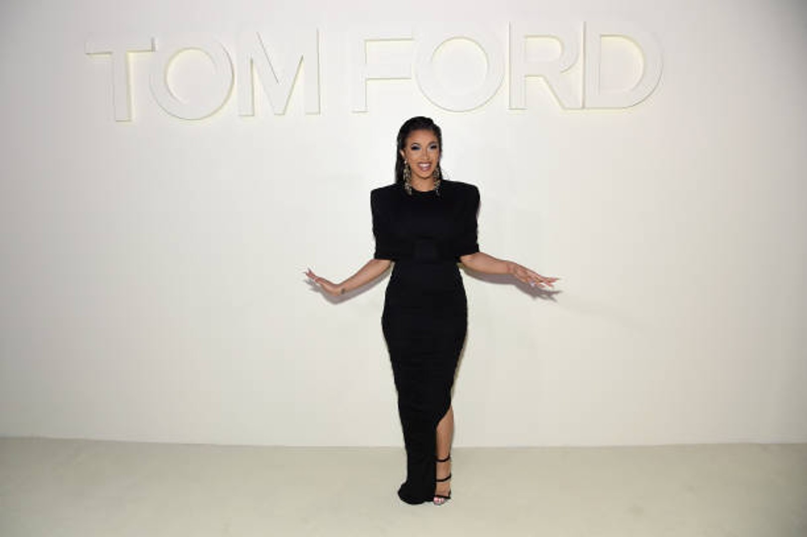 Cardi B Said She 'Deserves' to Sit Front Row at Tom Ford