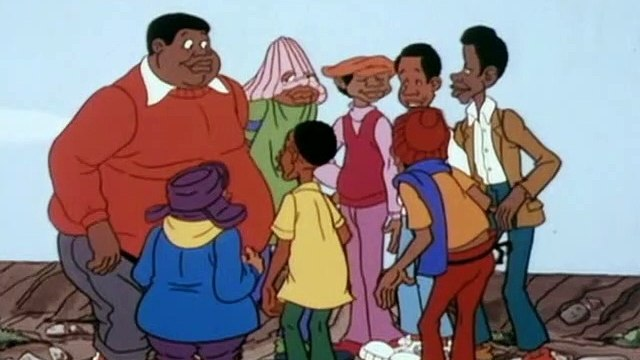 Fat Albert And The Cosby Kids S01E14