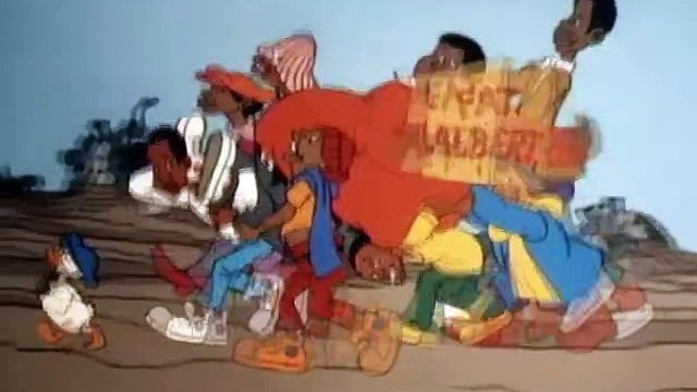 Fat Albert And The Cosby Kids S02E07