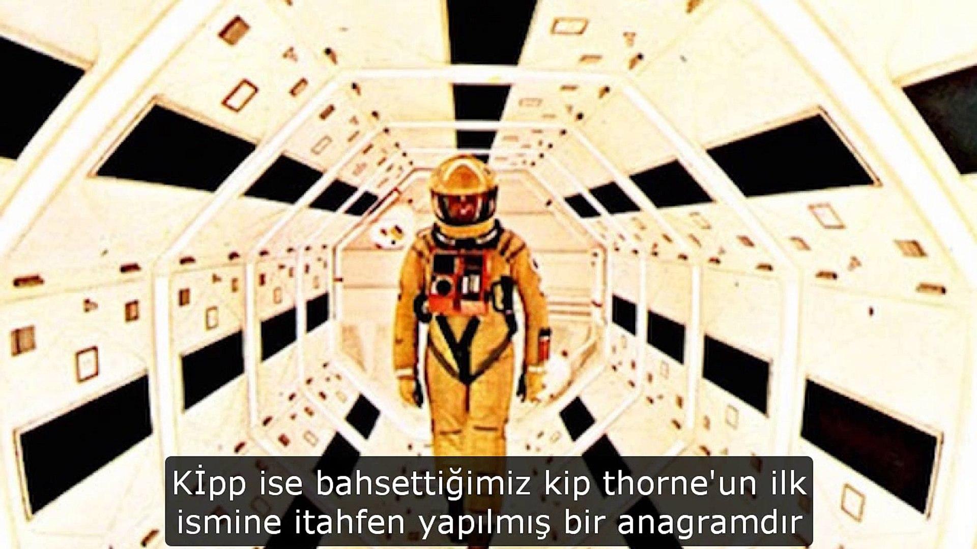 """Christopher Nolan'ın """"Interstellar""""(Yıldızlar Arası) Flimin Bilinmeyen Gerçekleri"""
