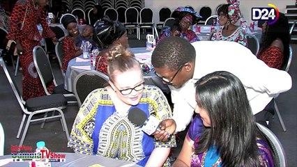 D24TV & Interface Gambia TV : Baddibu Society UK Fundraising Event