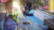 Aydın'da bisikletli kadının öldüğü kazanın görüntüleri ortaya çıktı