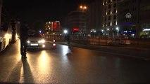 """Gece Kartalları"""" Asayiş Uygulamasında - İstanbul"""