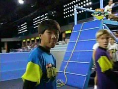 Nickelodeon GUTS Birt B B Ryan
