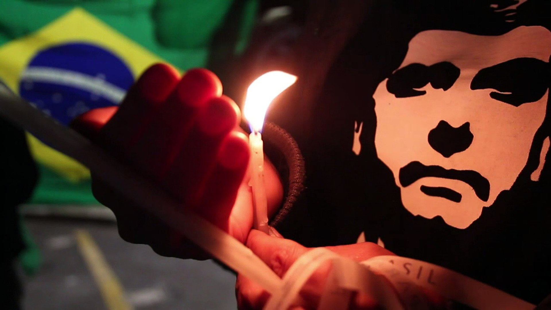 Vigília para Bolsonaro