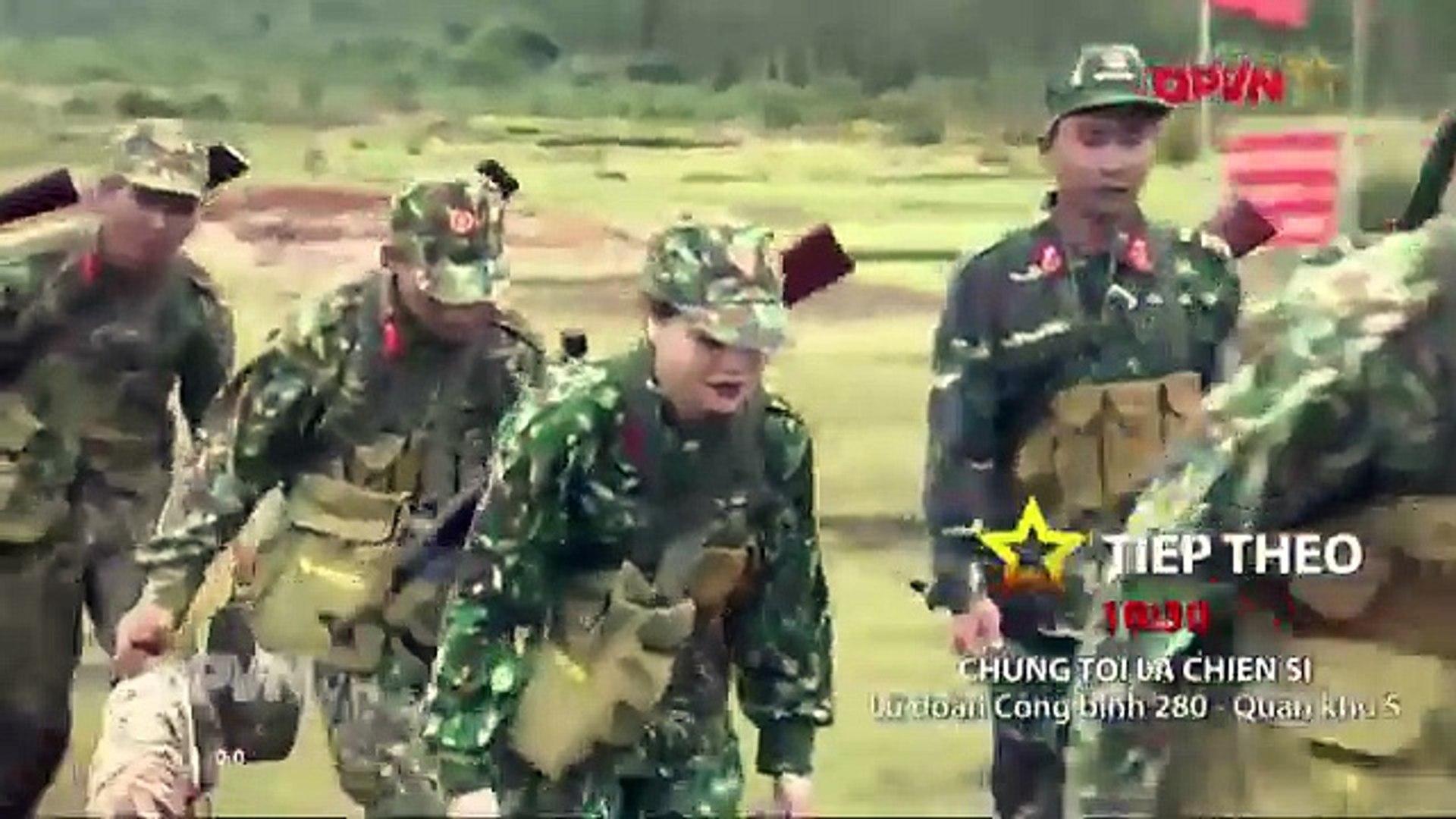 Tập 10 - Những người lính thực thụ - Sao nhập ngũ SS6 Biệt đội chống độc - QPVN - Bản chuẩn pilikeyo