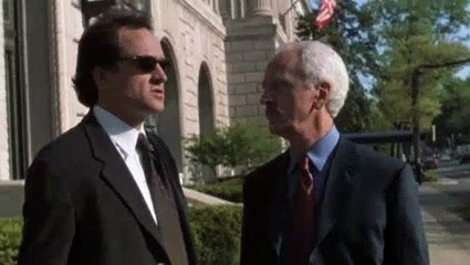 The West Wing S02E21 - 18th And Potomac