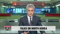 Top nuclear envoys of South Korea, U.S. discuss North Korea's denuclearization