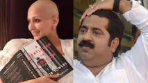 Sonali Bendre Cancer: Ram Kadam gets trolled for tweet on Sonali | FilmiBeat