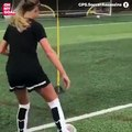 This girl has some serious talent!
