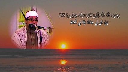 """(رب ابن لي عندك بيتا في الجنة """"  - محمود الشحات أنور  ( مقام الكرد """""""