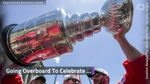 The Hockey Hall of Fame: Please Stop Doing Keg Stands From The Stanley Cup