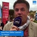 Jean Paul Didier Laurent au Livre sur la Place à Nancy