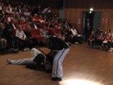 Taekwondo et Self Défense à l'honneur  lors des trophées du sport de Saint-Avold