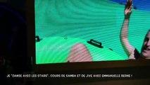 Lévanah danse le Jive et la Samba avec une danseuse de Danse avec les Stars (DALS)