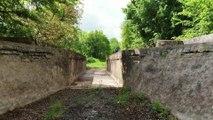 Petit pont canal sur le canal de Berry à Ainay le Vieil