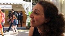 Le Livre sur la place Cloé Korman écrivain sur la manifestation à Nancy