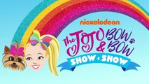 The JoJo and BowBow Show Show (Official Trailer by JoJo Siwa)!!!