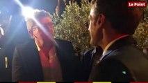 La rencontre nocturne entre Jean-Luc Mélenchon et Emmanuel Macron à Marseille