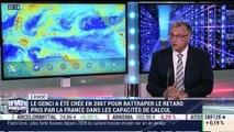 Quelle stratégie de calcul intensif pour la France et l'Europe ? - 07/09