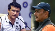 India Vs England 5th Test: Sourav Ganguly lashes out on Ravi Shastri's comments वनइंडिया हिंदी