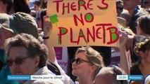 Environnement : marche pour le climat