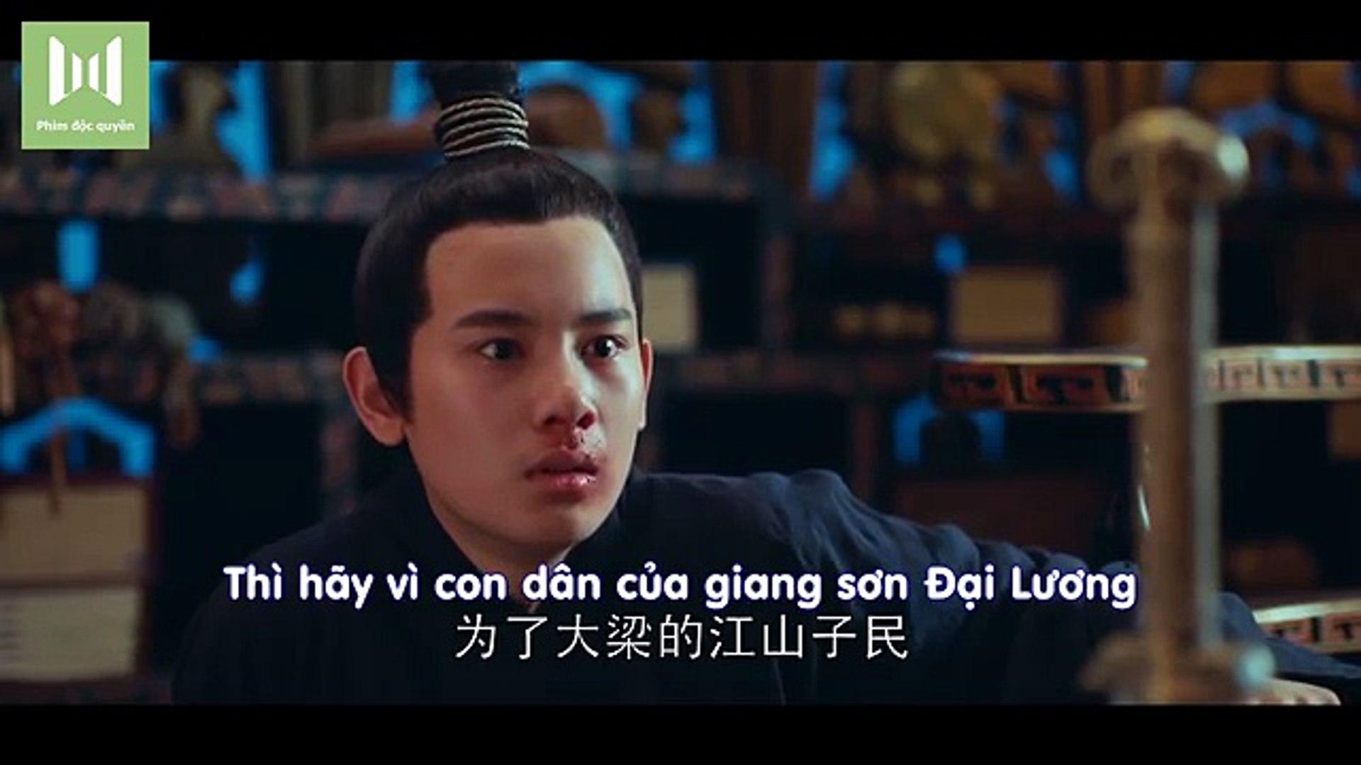 Lang Nha Bảng 2 - Tập 49  Phim Cổ Trang Cực Hay 2018