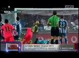 "Hattrick Messi Pimpin Barca Hancurkan ""Super Depor"""