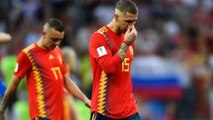 Sergio Ramos DESTROZADO por la afición Wembley en España 2-1 Inglaterra UEFA Nations League