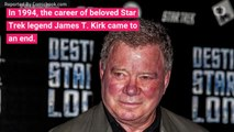 William Shatner Didn't Think He Had Choice In Captain Kirk's Death