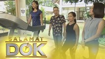 Salamat Dok: Walking vs. Brisk Walking