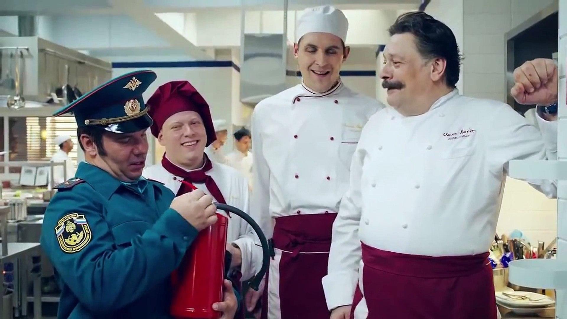 Tập 16 Kitchen - Nhà Bếp (hài Nga) (Кухня (телесериал)) 2012 HD-VietSub