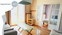 A louer - Appartement - ASNIERES SUR SEINE (92600) - 2 pièces - 46m²