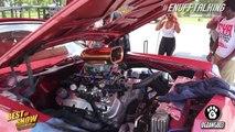 $8000 GRUDGE RACE ends with CRASH! (Driver was ok) - Beengettingcash Vs Jittdashitt Donk Racing