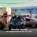 Hollywood dice adiós al actor Burt Reynolds. ►