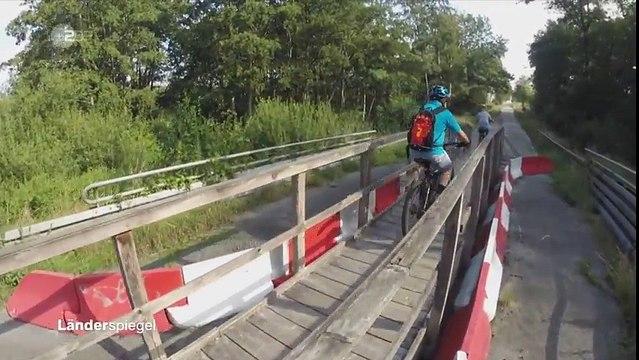 Hammer der Woche – Brücke seit 13 Jahren gesperrt